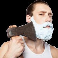 shaving axe_transparent_286